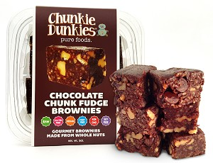 Chocolate CHUNK Fudge Brownie