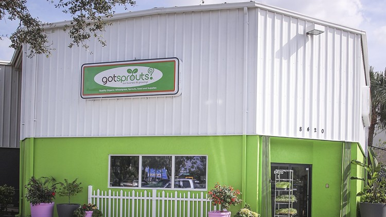 Got Sprouts Retail & Warehouse