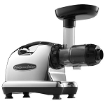 Omega J8006 Nutrition Center Single-Auger Masticating Commercial Electric Juicer
