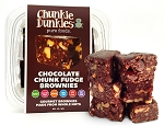 Chocolate CHUNK Fudge Brownie Pack