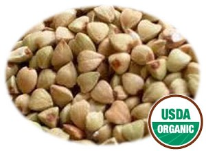 Organic Buckwheat Seeds (Hulled)