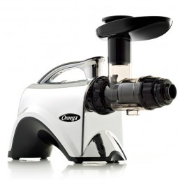 Omega 8006 Nutrition System Single-Auger Masticating Commercial Electric Juicer
